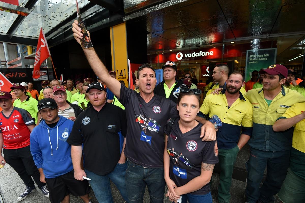 Australian workers