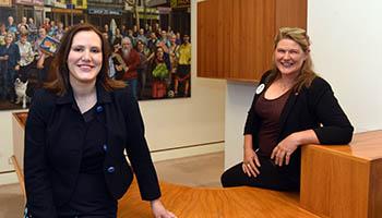The Assistant Treasurer hopes to make life easier for budding entrepreneurs. Photo: AAP