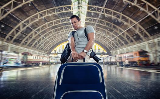 Beware of hidden luggage costs. Photo: Getty