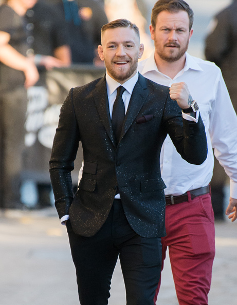 McGregor has a glittering future ahead of him. Photo: Getty