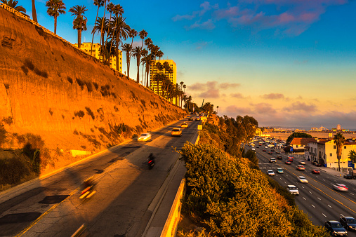 Los Angeles remains a popular choice for travellers. Photo: Getty