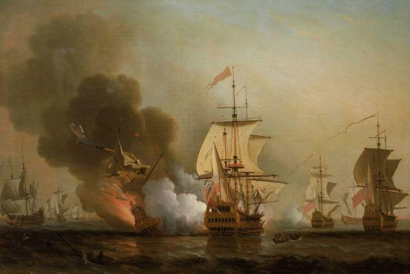National Maritime Museum/Samuel Scott