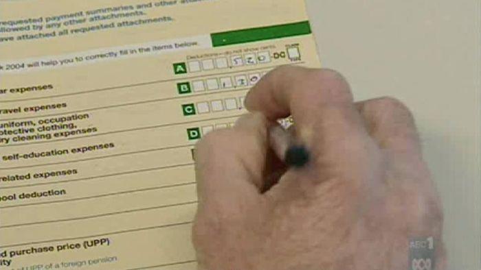 ato tax receipts coronavirus