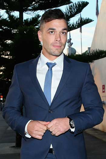 Ryan Crowley's doping ban effectively ended his career. Photo: Getty
