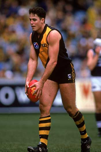 Richmond's Justin Charles took a banned substance to hasten his recovery from injury. Photo: Getty