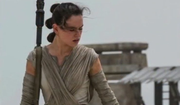 Disney is promising more Rey-related merchandising in 2016.