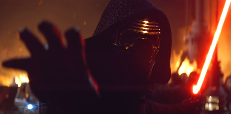 The less you know about Kylo Ren, the better.