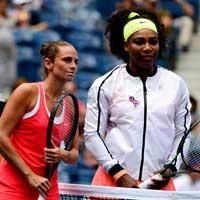 Nobody expected Roberta Vinci to derail the Grand Slam dream of Serena Williams. Photo: Getty