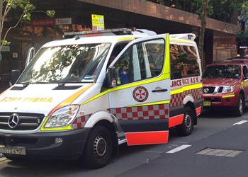 ambulance response time