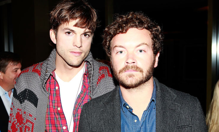 Ashton Kutcher and Danny Masterson will play brothers in 'The Ranch'. Photo: Getty
