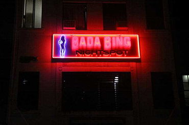 Bada Bing Photo: AAP