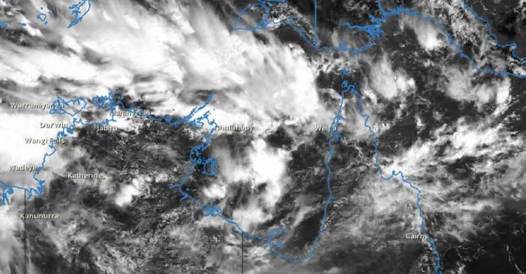 cyclone gulf of carpentaria