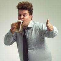 Getty drinking
