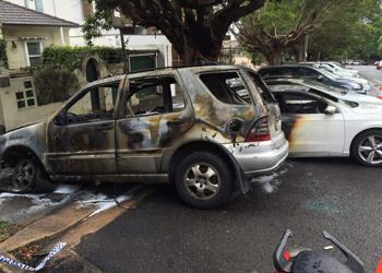 car arson