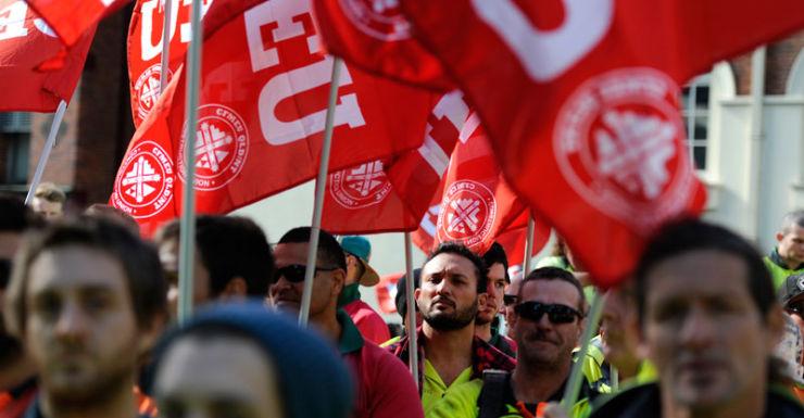 CFMEU workers
