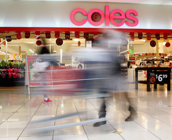 Coles is ending the year on top. Photo: Getty