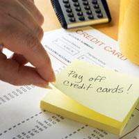 Getty credit card debt