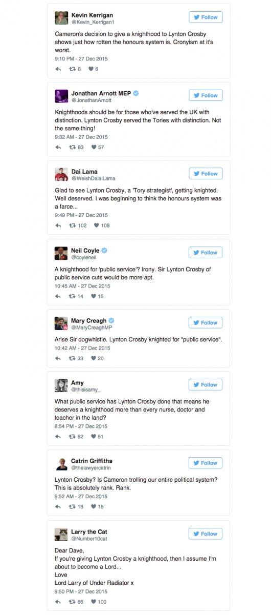 crosby tweets