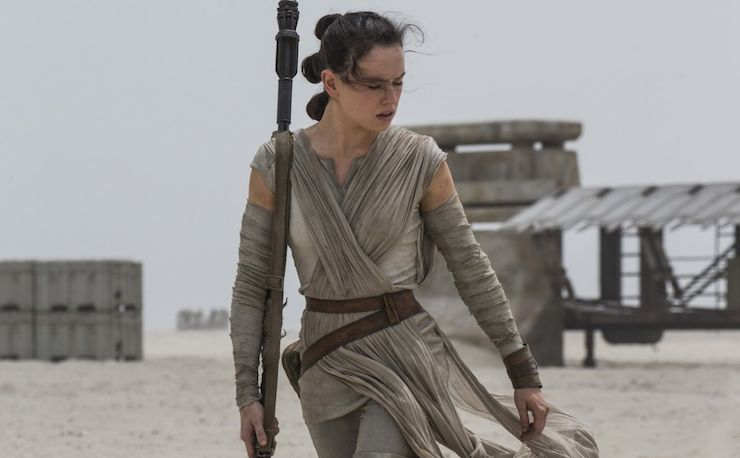 Daisy Ridley is the standout as Poe.