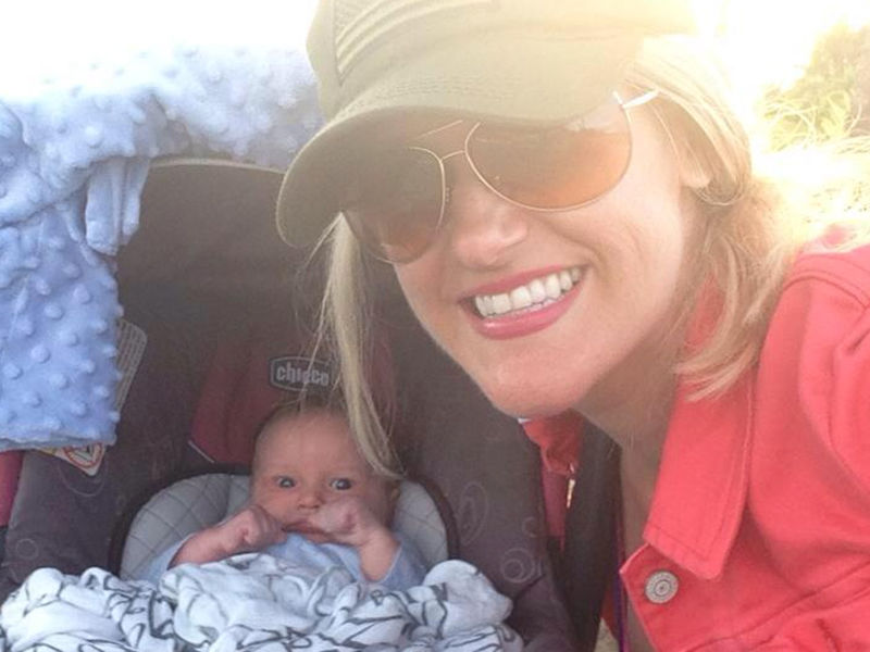 Knighten said she was heartbroken after receiving the news. Photo: Facebook
