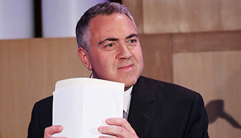 Joe Hockey's disastrous 2014 budget was a huge blow for the Abbott government. Photo: AP
