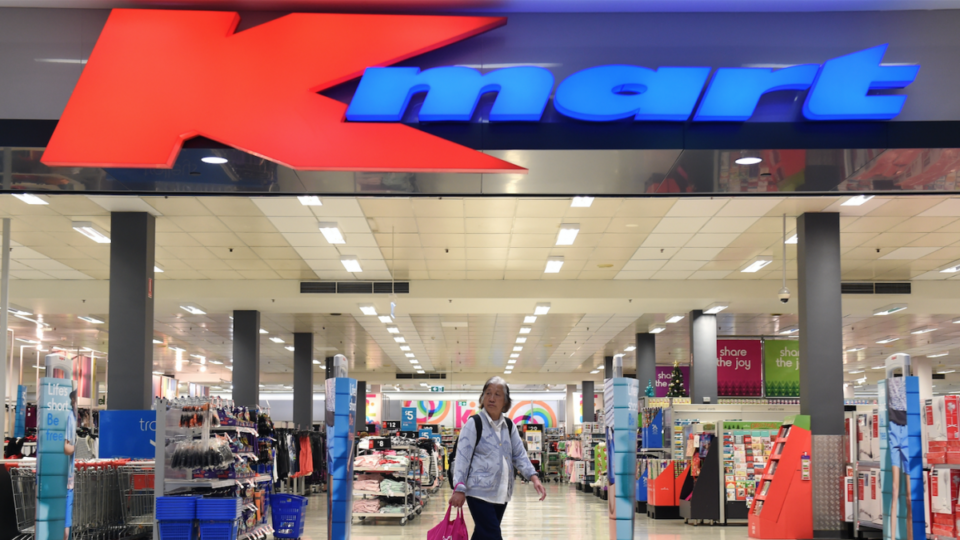 Kmart Australia to stop selling DVDs, CDs and Blu-rays