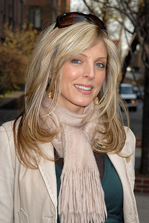 Marla Maples during Marla Maples and Tiffany Trump Sighting in New York - March 28, 2006 in New York City, New York, United States. (Photo by Robin Platzer/FilmMagic)