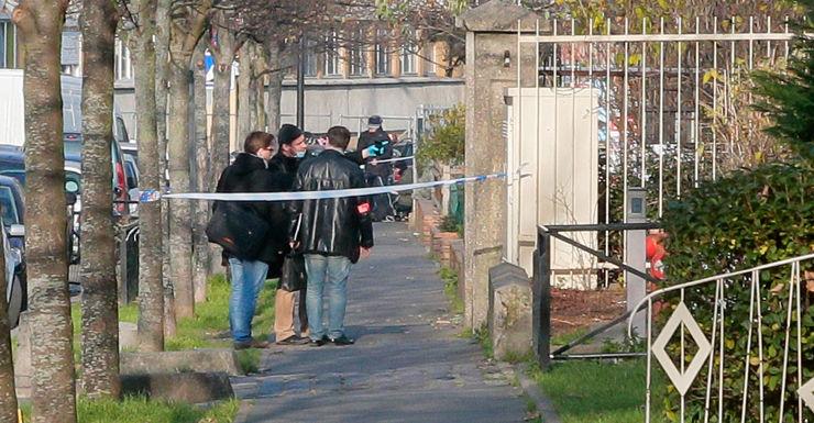 nursery school 'attack'