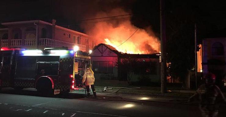 house fire sydney penshurst