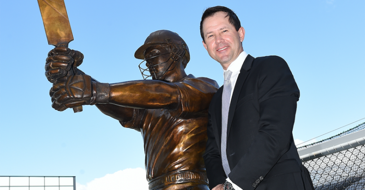 AAP ricky ponting