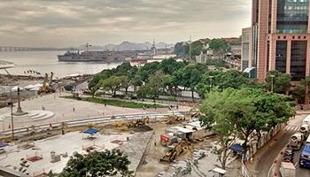 Rio has a dark side. Photo: Getty