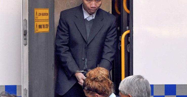 alleged murderer robert xie