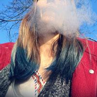 Getty smoking