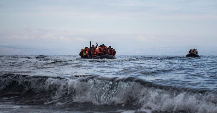 syrian migrants