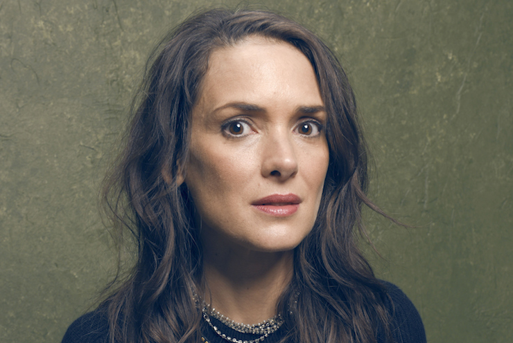 Winona Ryder stars as a mother searching for her lost son. Photo: Getty