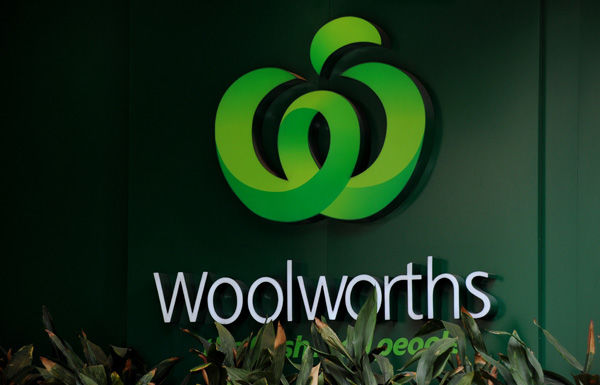 Woolworth shares fall