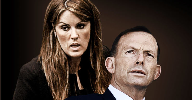 "A Tony Abbott comeback is ""horses**t"", says Peta Credlin."