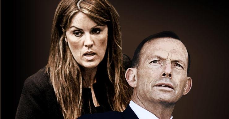 """A Tony Abbott comeback is """"horses**t"""", says Peta Credlin."""