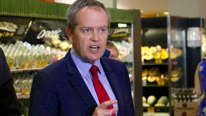 """Bill Shorten says there is nothing positive he could say about increasing the GST as it is """"just a bad idea""""."""