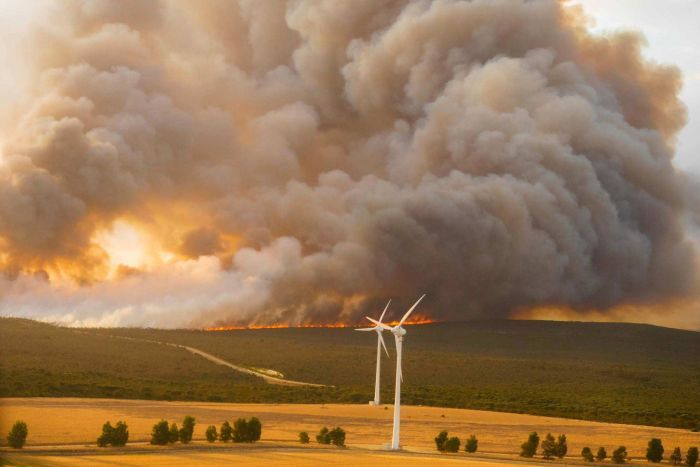 Australia can expect more bushfires and extreme heat events.