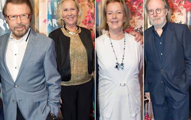 Abba Shock Fans With Dream Come True Reunion The New Daily