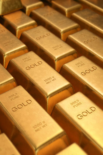 The odds of anyone ever legitimately asking you to shift some gold bullion on Facebook? Pretty long. Photo: Getty