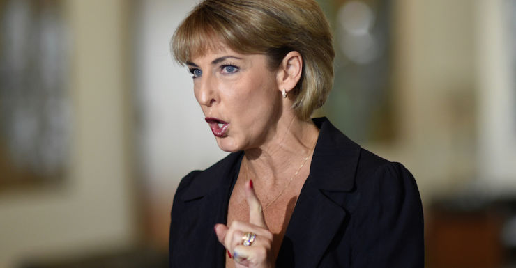 MICHAELIA CASH Getty