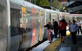 Queensland rail crisis