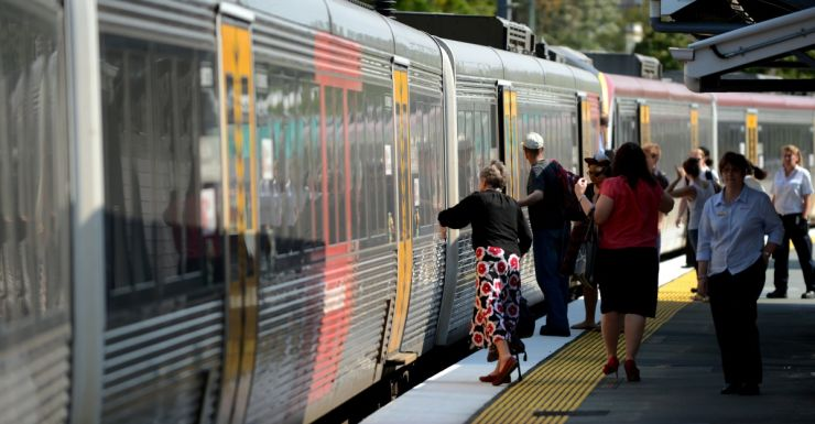 Queensland rail crisis