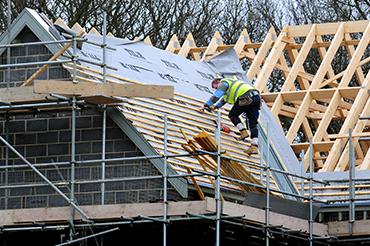 Steep house prices threaten stability. Photo: Rui Vieira