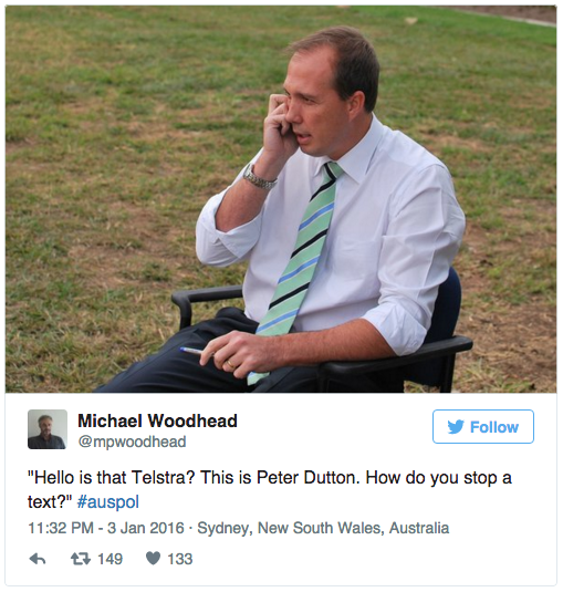 twitter peter dutton