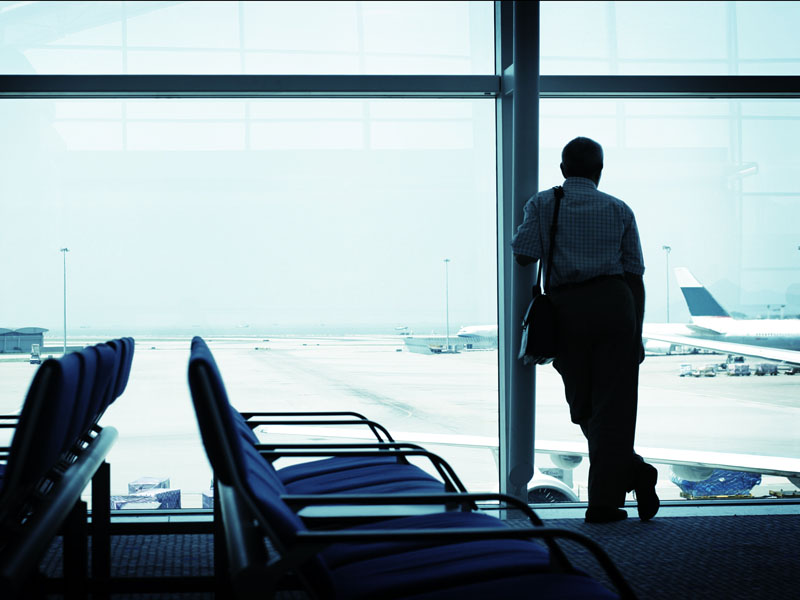 Airly aims to cut travel time for flyers.