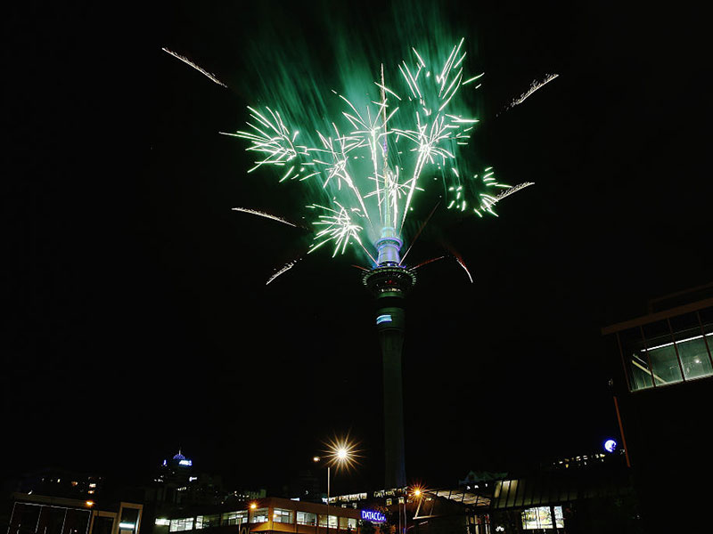 Auckland New Year's Eve