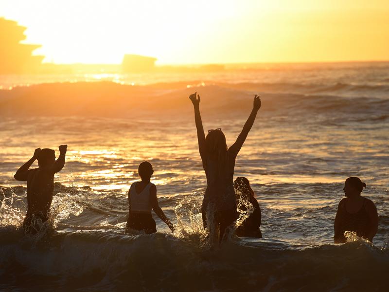 bondi beach nye
